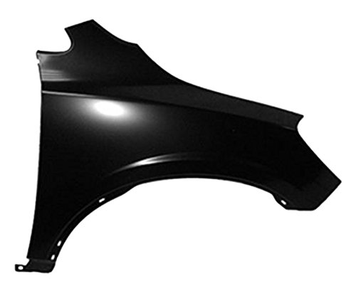 OE Replacement Buick Enclave Front Passenger Side Fender Assembly (Partslink Number ()