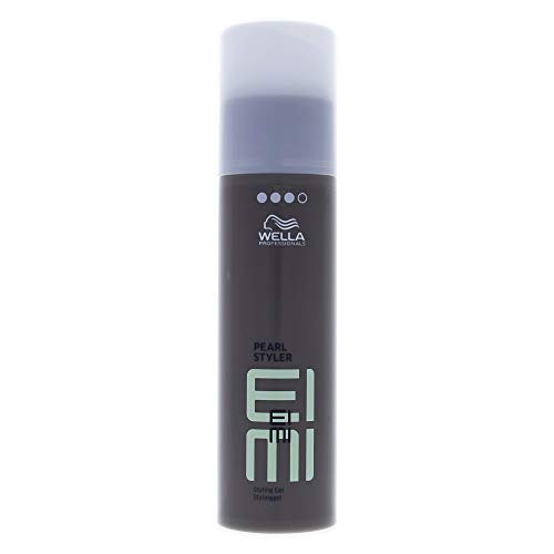 EIMI Pearl Styler, Styling Hair Gel, Strong/Flexible Hold, 3.59 oz (Wella Hair Gel Products)
