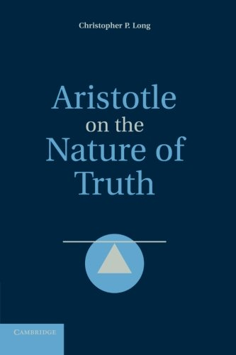 Read Online Aristotle on the Nature of Truth PDF