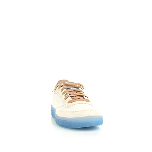 Shoes Club 000 85 Chalk Ice Grey Vital Blue Camel C Reebok Multicolour Neon Soft Fitness Women's qXw1Zxtn5U