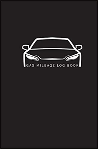 gas mileage log book maintenance daily log gas mileage record