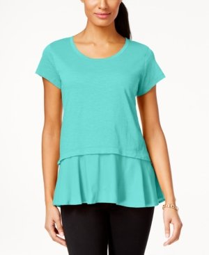 peplum style shirt