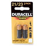 Duracell MN21B2PK Watch / Electronic/ Keyless Entry Battery, 12 Volt Alkaline