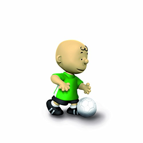 Peanuts Halloween Figures 2019 (Schleich Peanuts Soccer Player Charlie Brown Toy)