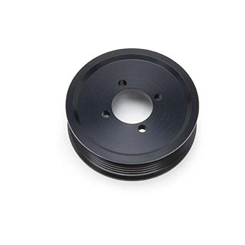 Edelbrock 15824 E-Force 3.875'' Supercharger Pulley for Competition