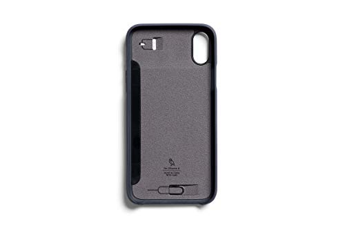 Bellroy Leather iPhone Xs Phone Case - 3 Card - Black by Bellroy (Image #4)