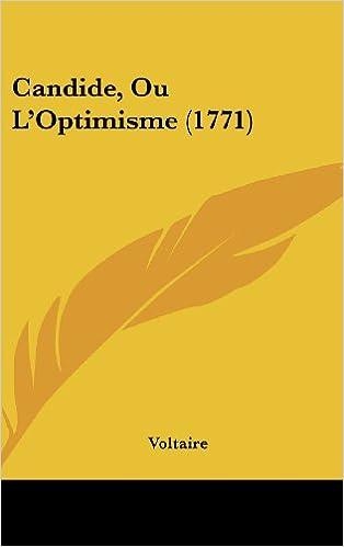 En ligne téléchargement gratuit Candide, Ou L'optimisme pdf, epub ebook