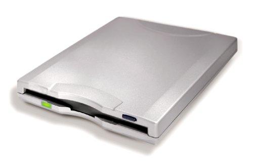SmartDisk Verbatim Titanium 2x USB 2.0 External Floppy Disk Drive FDUSB-TM2 by Verbatim