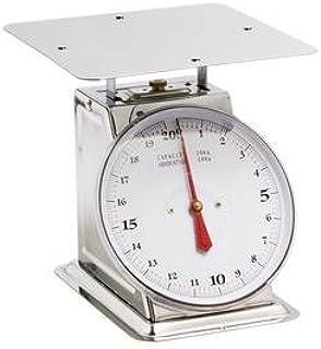 Louis tellier, 20 kg-Bilancia meccanica da cucina, motivo: Utensili da cucina (bilance)