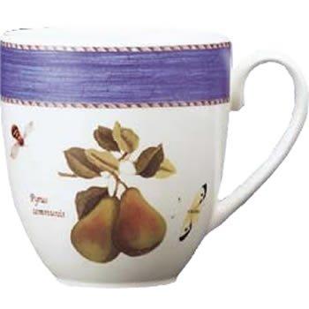 Wedgwood Sarah's Garden Mug 17oz Blue (Set of 4) by Wedgwood
