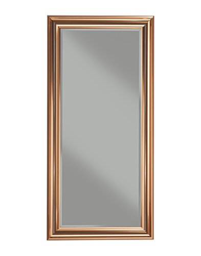 Sandberg Furniture, Full Length Leaner Mirror, - Frames Mirror Copper