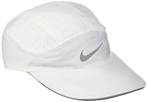 Women white nike hat