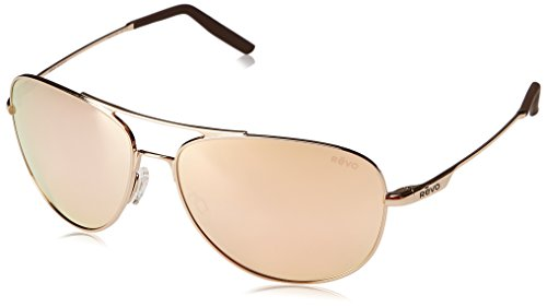 68f9216dad Galleon - Revo Windspeed RE 3087 Polarized Aviator Sunglasses