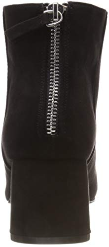 Femme Boot Black Noir Botines Pieces Psdaja black 1SOpSCn