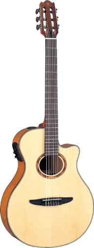 Yamaha NTX900FM Acoustic Electric Classical Guitar, Flamed M