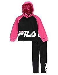 Fila Girls' 2-Piece Leggings Set Outfit