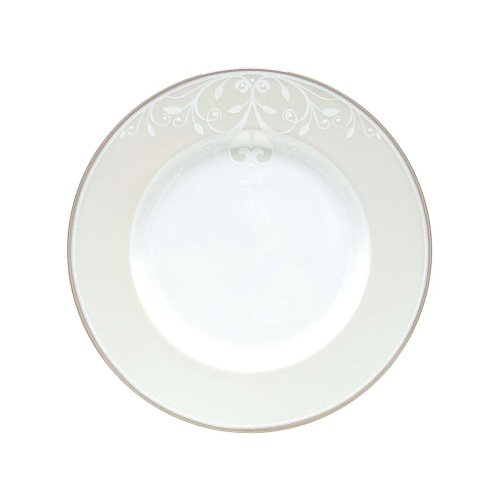 Lenox Opal Innocence Scroll 9-Inch Accent -