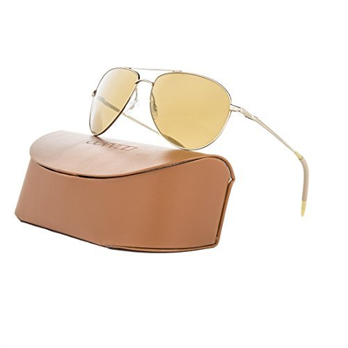 NEW Oliver Peoples Benedict Aviator Sunglasses OV1002S 5035W4 Gold Mirrored - 59 Oliver Benedict Peoples