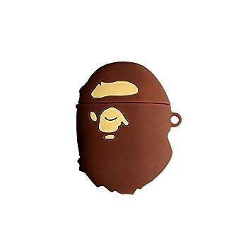 Amazon.com: Ape-Man - Llavero de silicona anticaídas para ...