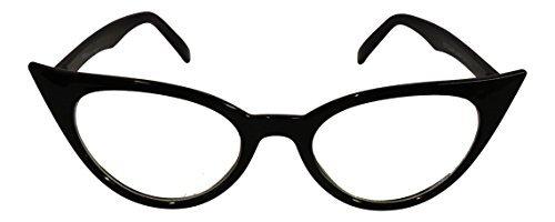 ottimi prezzi nuovo di zecca grande selezione del 2019 Vintage Anni 50 Stile Lenti Trasparenti Occhio Di Gatto Donna ...