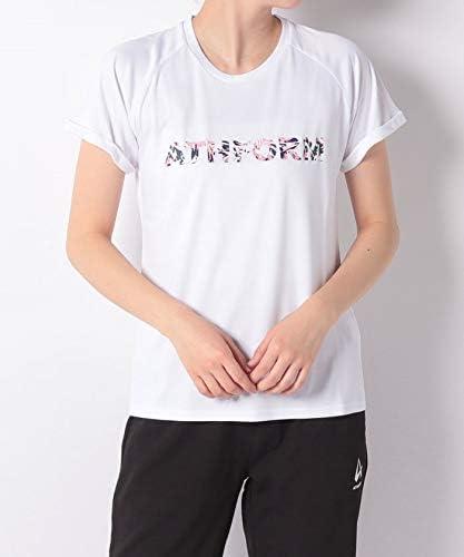 (アスフォーム) ATHFORM レディースロールアップ半袖Tシャツ