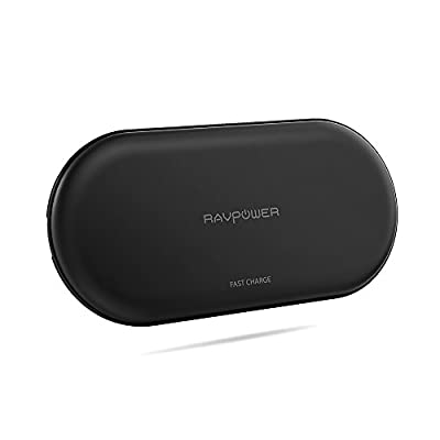 RAVPower Qi Fast Wireless Charger