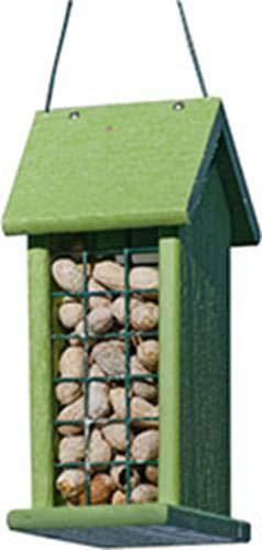 AKERUE INDUSTRIES DBA KAY HOME Woodlink Audubon Going Green Peanut Feeder by AKERUE INDUSTRIES DBA KAY HOME
