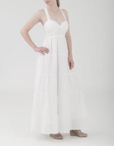 minimum - Vestido - para mujer blanco