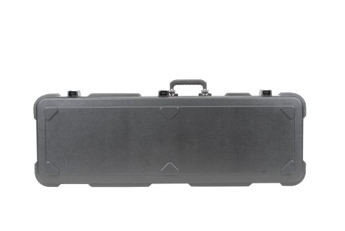 SKB Hardshell Case for Roland AX-Synth Shoulder Synthesizer with TSA Latches and Over-molded Handle by SKB