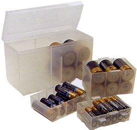 the best attitude f42f6 2ca07 Amazon.com: Battery Storage Containers - Multi: Home & Kitchen