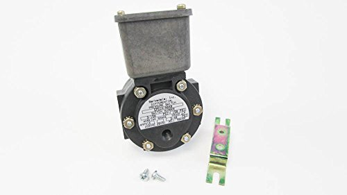 BARKSDALE EPD1H-AA40 Pressure Differential Switch, 4AMP, 125/250VAC, 3-150PSI