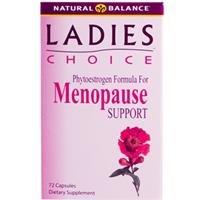 Capsules naturelles Solde Choice dames, soutien ménopause, 72-Count