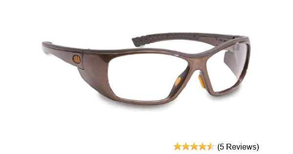 Titmus/UVEXX- SW-07 Non Conductive Safety Frame (BROWN FRAME) - Eye ...
