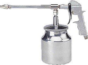 Air Engine Cleaning Gun Solvent