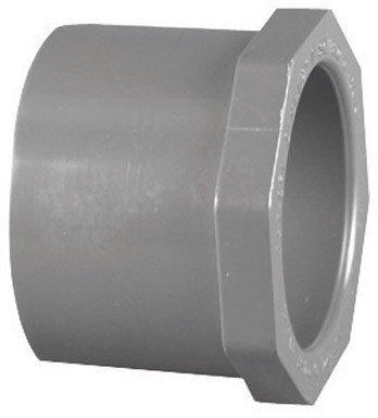 Sch 80 Pvc Reducer - Charlotte Pipe Reducer Bushing Sch 80 Pvc 1-1/4
