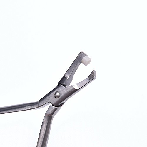 Alicates ortodoncitos para correa, alicates para quitar bandas molares y pinzas para herramientas quirúrgicas dentales: Amazon.es: Amazon.es
