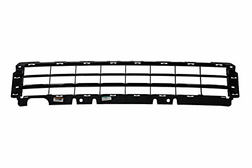 Genuine VW Front Grille, Lower Center Vent, VW Beetle 2.5 Convertible and Coupe 2012-2014 (Vw Beetle Lower Grille)