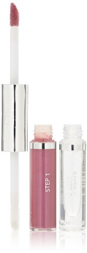 CoverGirl Outlast Double Lip Shine, Plum Pearl 235, Pack of 2