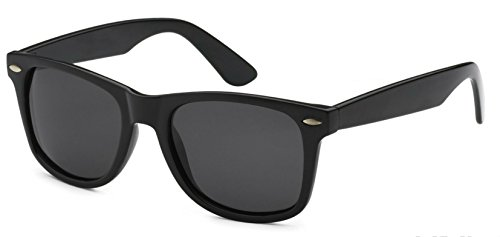 b9151fe20085 Galleon - WebDeals - Sunglasses Classic 80s Style Assorted Color Frames And  Lenses (Performance Polarized