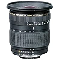Tamron AF 17-35mm f/2.8-4.0 Di LD SP Aspherical (IF) Ultra Wide Angle Zoom Lens for Canon Digital SLR Cameras (Discontinued by Manufacturer) Overview Review Image