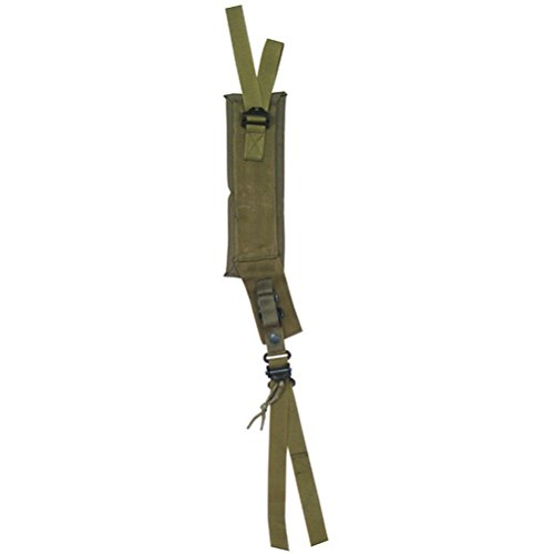 Ultimate Arms Gear OD Olive Drab Green LC-2 Shoulder Straps