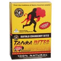 Tanka Natural Buffalo Cranberry Bites
