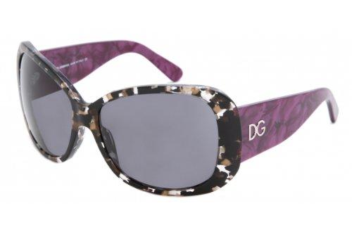 Amazon.com: Dolce & Gabbana 4033 Marco Mármol Gris/Gris ...