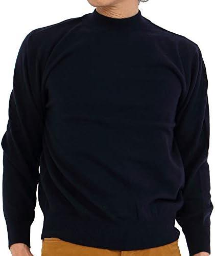 (ゴビ) カシミヤ100%ハイネックセーター ニット カシミヤセーター