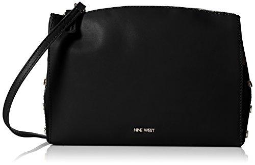 Nine West Womens Sheer Genius Xbody Md Cross-Body Bag