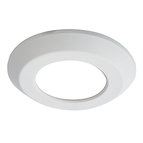 Halo SLD4TRMWH Paintable Trim Ring for SLD4 Series LED Disk Light, 4