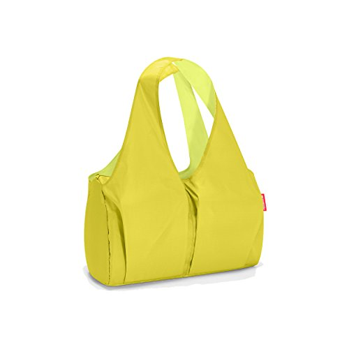 reisenthel AS5001Mini Maxi Happybag Shoulder Bag Polyester 20.0x 43.0x 27.0cm Apple (Maxi Shopper Bag)