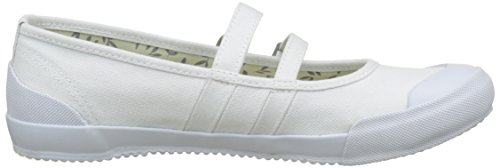 Blanc TBS Lace Women Flats White up 86aqXF