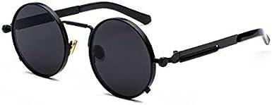 اطار معدني فريد للنظارة الشمسية وعدسات من ستيمبنك للنساء والرجال، نظارات شمسية رجالية من العلامة التجارية تنيز لحماية عينيك في الهواء الطلق لون خمري، نظارة شمسية رياضية