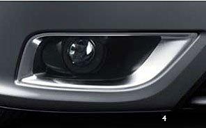 SAAB Fog Lamp Kit 9-3 Sport Sedan, SportCombi, Conv. 32026003